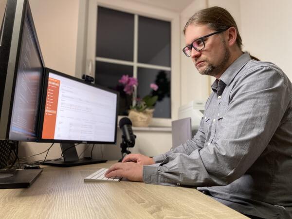 Florian Feilmeier - Büro